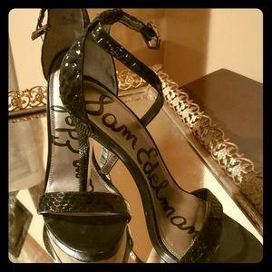 Ladies Heeled Sandals
